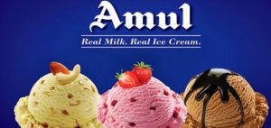 Marketing mix of Amul Ice Cream