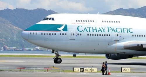Marketing mix of Cathay Pacific - 1