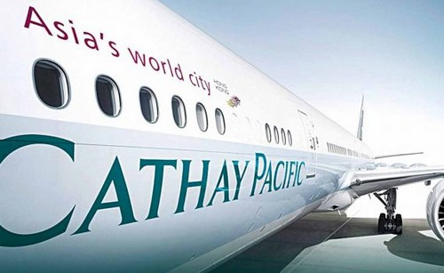 Marketing mix of Cathay Pacific - 2