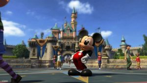 Marketing mix of Disneyland Park - 3