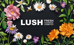 Marketing mix of Lush - 3