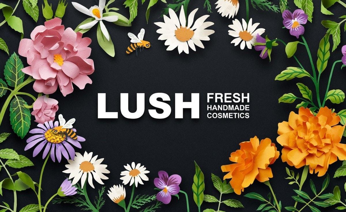Marketing mix of Lush - 3