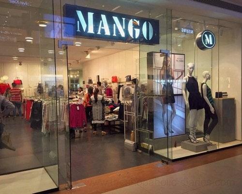 Marketing mix of Mango - 1
