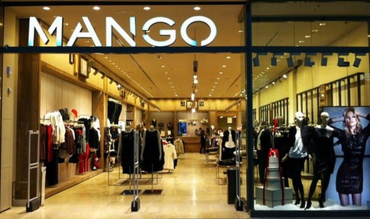 Image result for mango brand