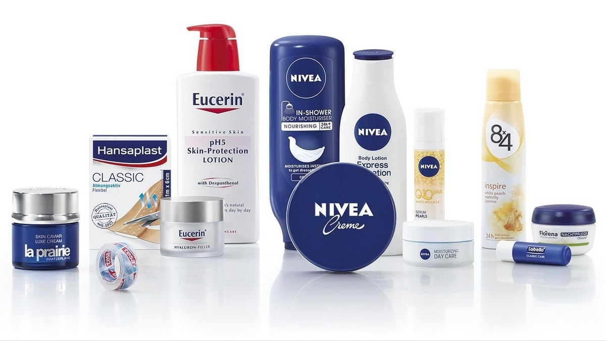 Marketing mix of Nivea - 3