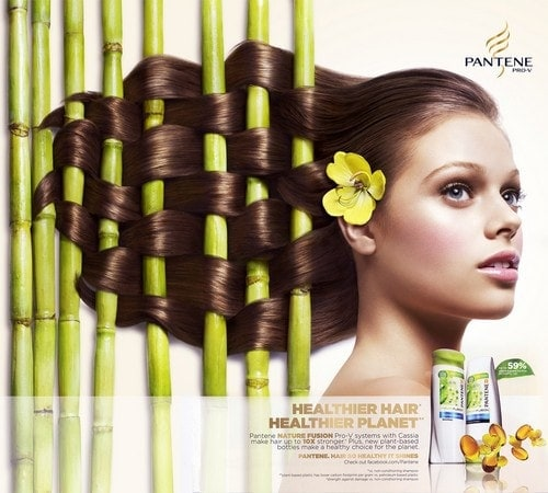 Marketing mix of Pantene - 1