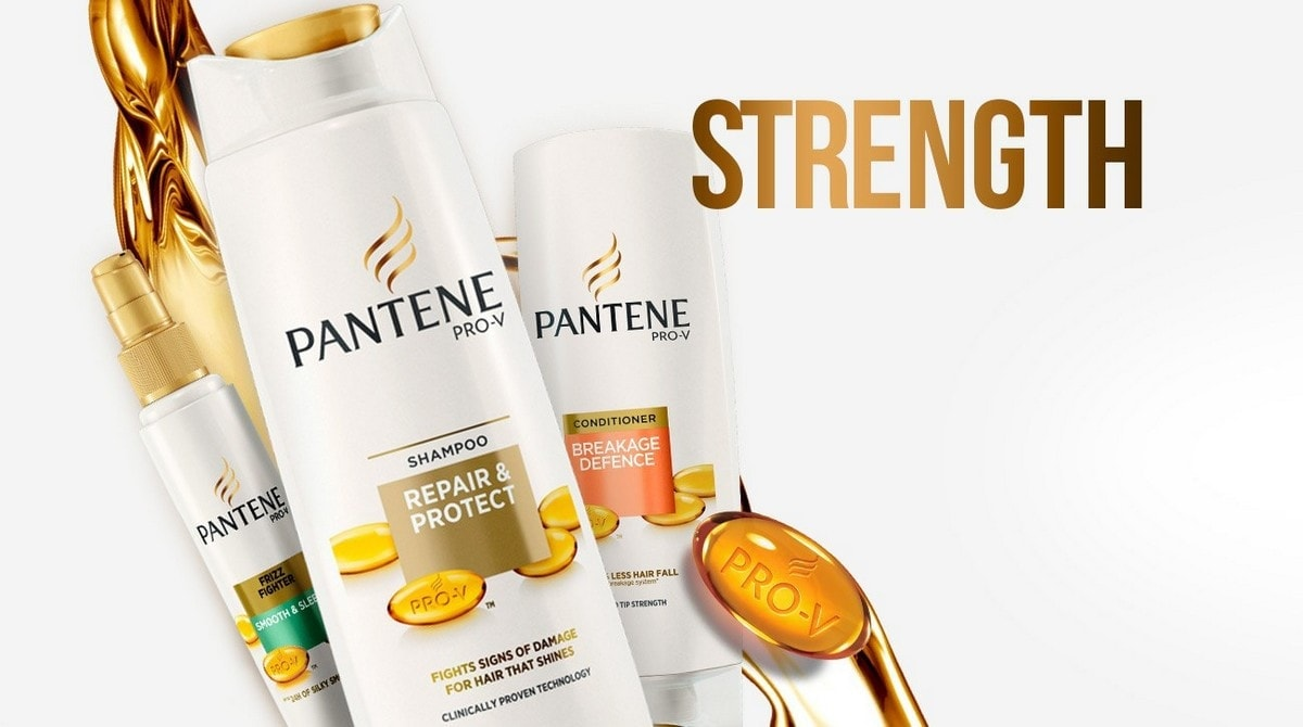 Marketing mix of Pantene - 3