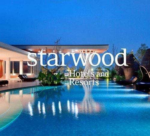 Marketing mix of Starwood Hotels and Resorts - 1