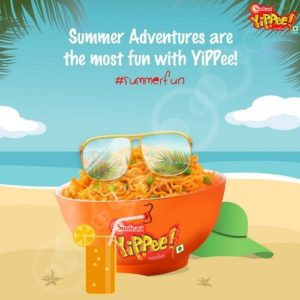 Marketing mix of Sunfeast Yippee Noodles - 1