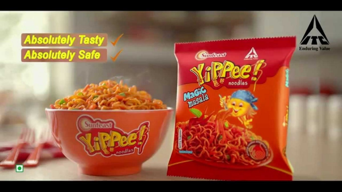 Marketing mix of Sunfeast Yippee Noodles