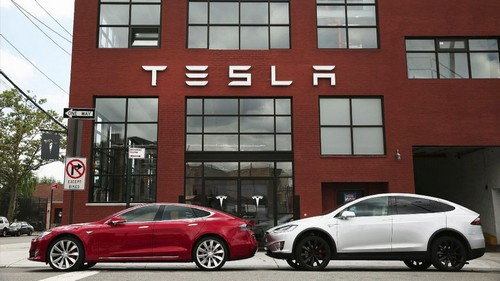 Marketing mix of Tesla Motors - 1