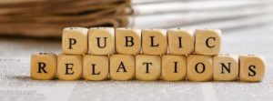 What is meant by Public Relations?