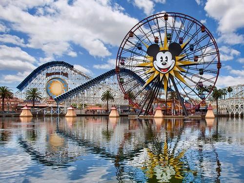 SWOT analysis of Disneyland Park - 2