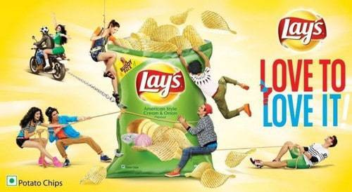 SWOT analysis of Lays - 1