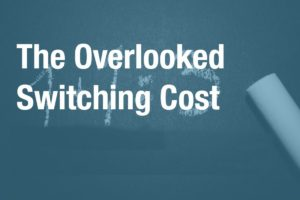 Switching Cost - 3