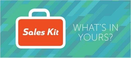 A Sales Kit - 2