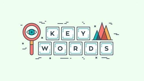 Keyword density - 2