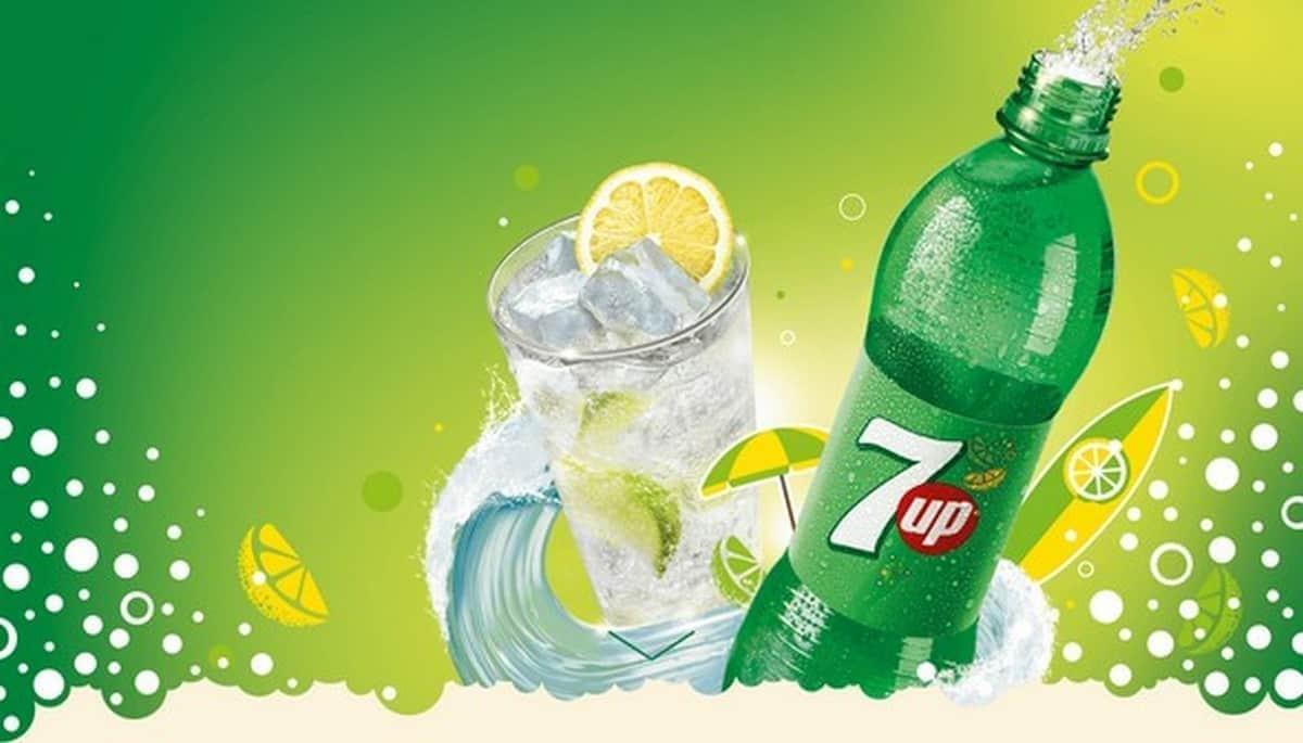 Marketing mix of 7Up - 3