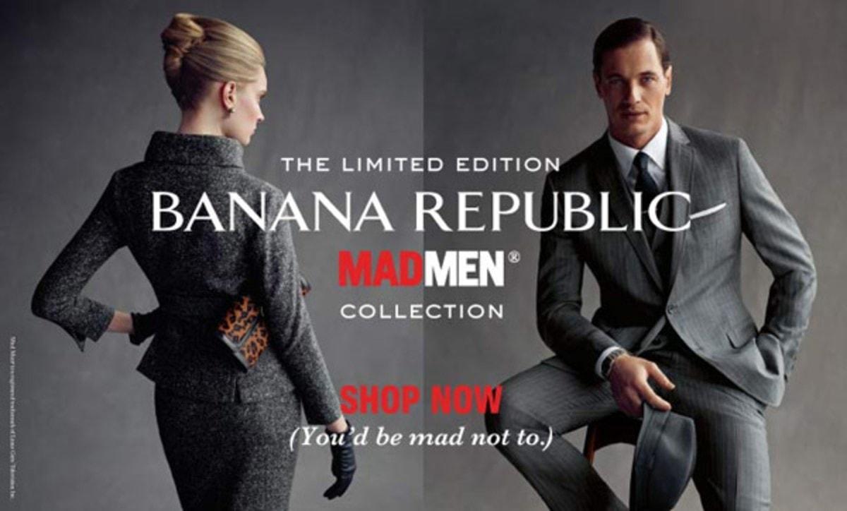 Marketing mix of Banana Republic - 3