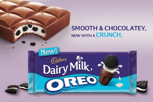 Marketing mix of Cadbury Oreo- 1