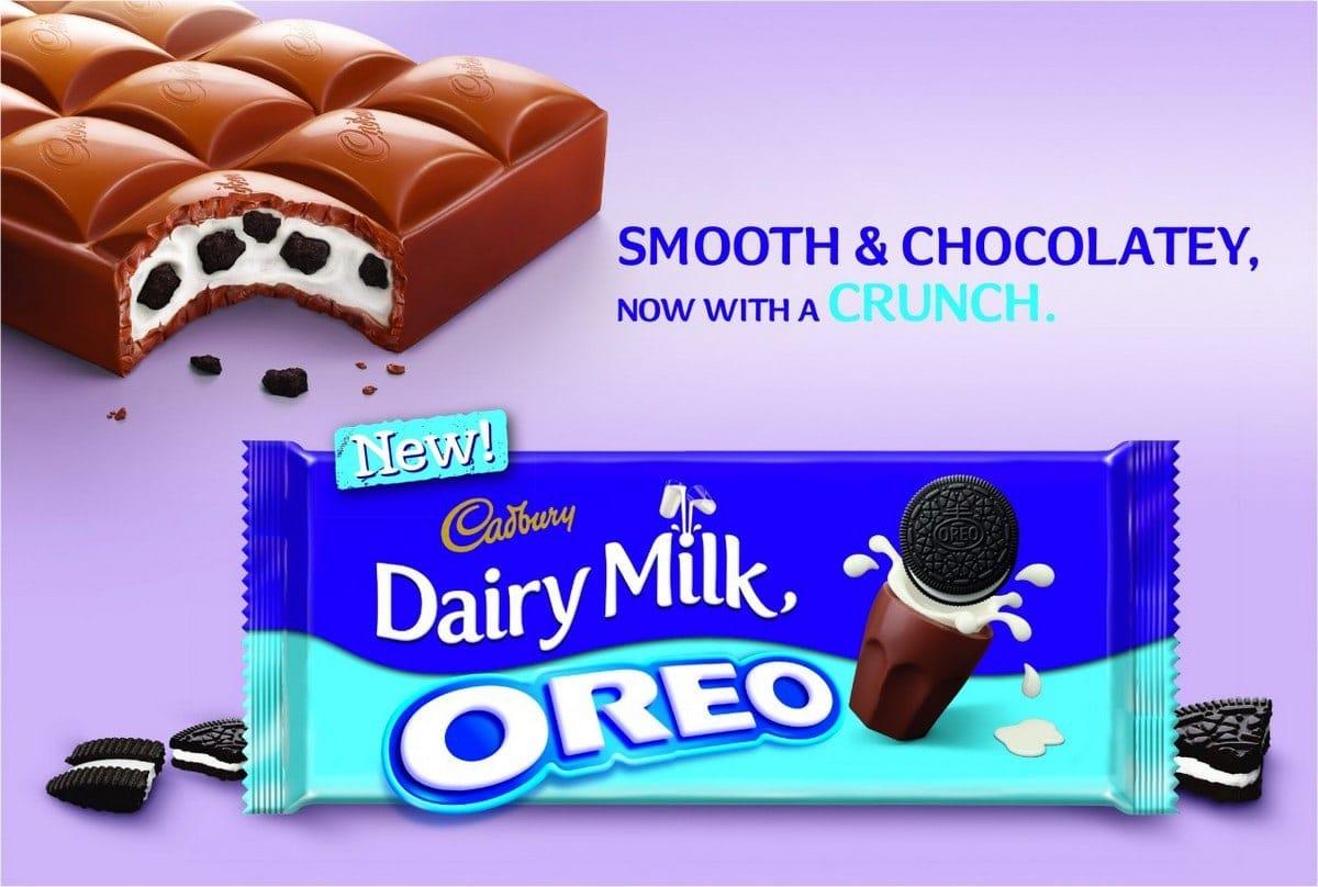 Marketing mix of Cadbury Oreo