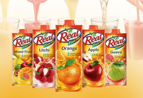 marketing of real juice Emine saner: for decades fruit juice has been seen as a healthy option  swap  it and have a piece of real fruit  of us it is, though, and it is not obvious that any  of the sugar scare stories are affecting the fruit juice market yet.