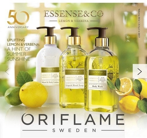 Marketing mix of Oriflame - 1