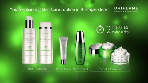 Marketing mix of Oriflame - 2