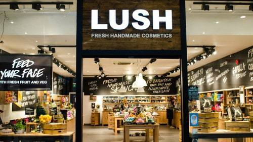 SWOT Analysis of Lush - 1