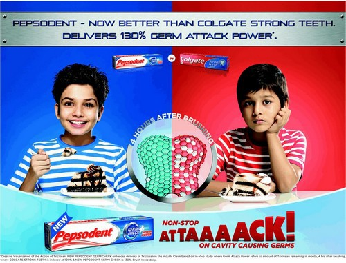 Top Colgate competitors - 3
