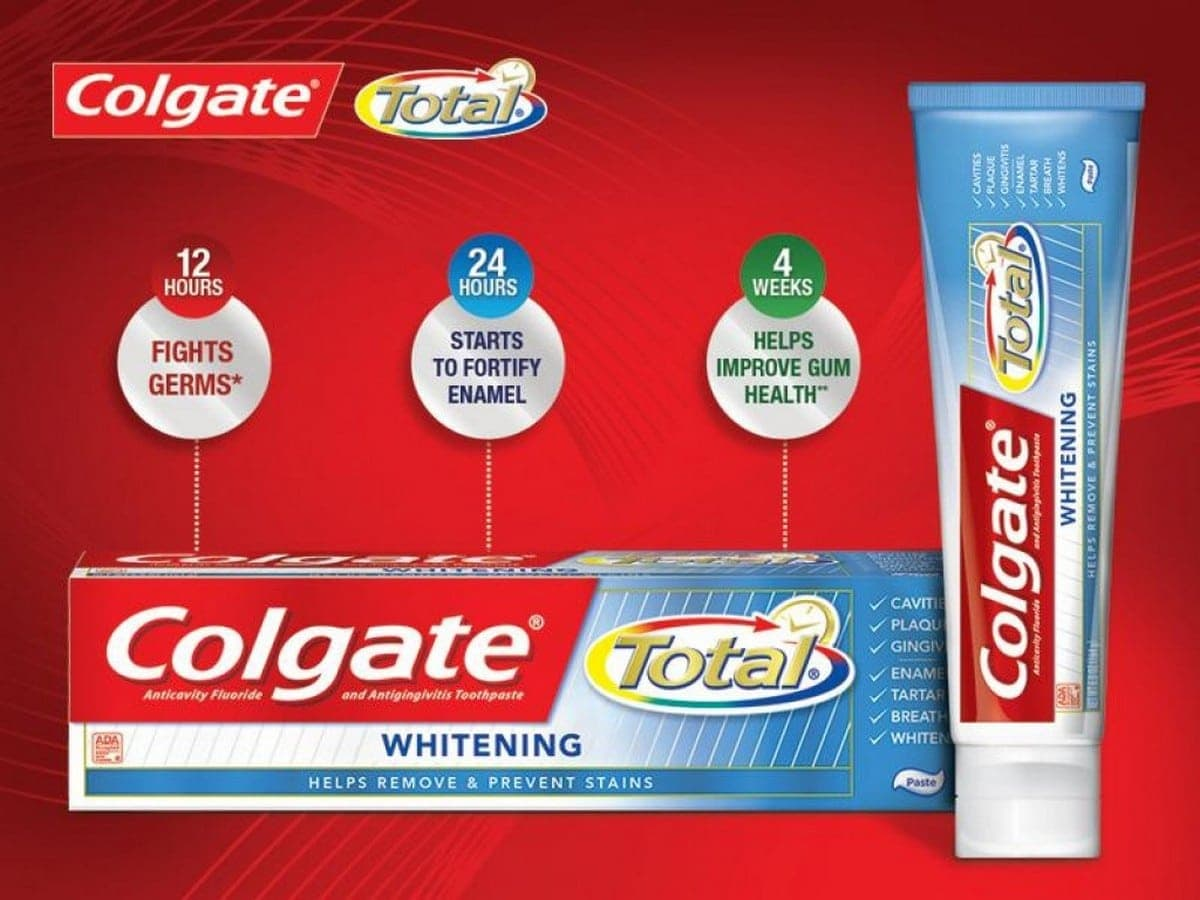 crest toothpaste competitors