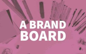 Brand Board - 3