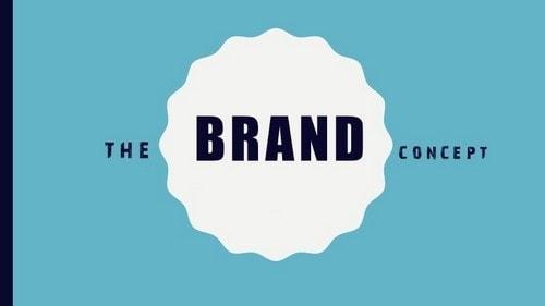 Brand Concept - 1