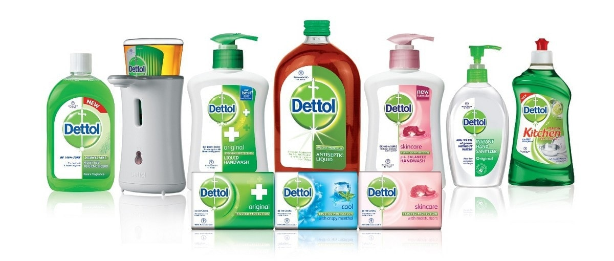 Top Dettol Competitors