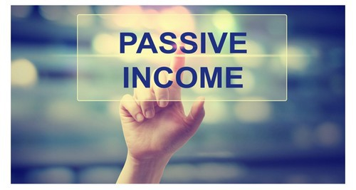 blogging for passive Income 1