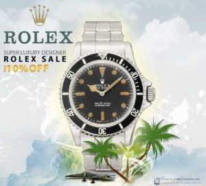Top 15 Rolex Competitors in the world