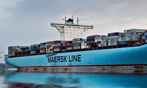 SWOT analysis of Maersk - 1