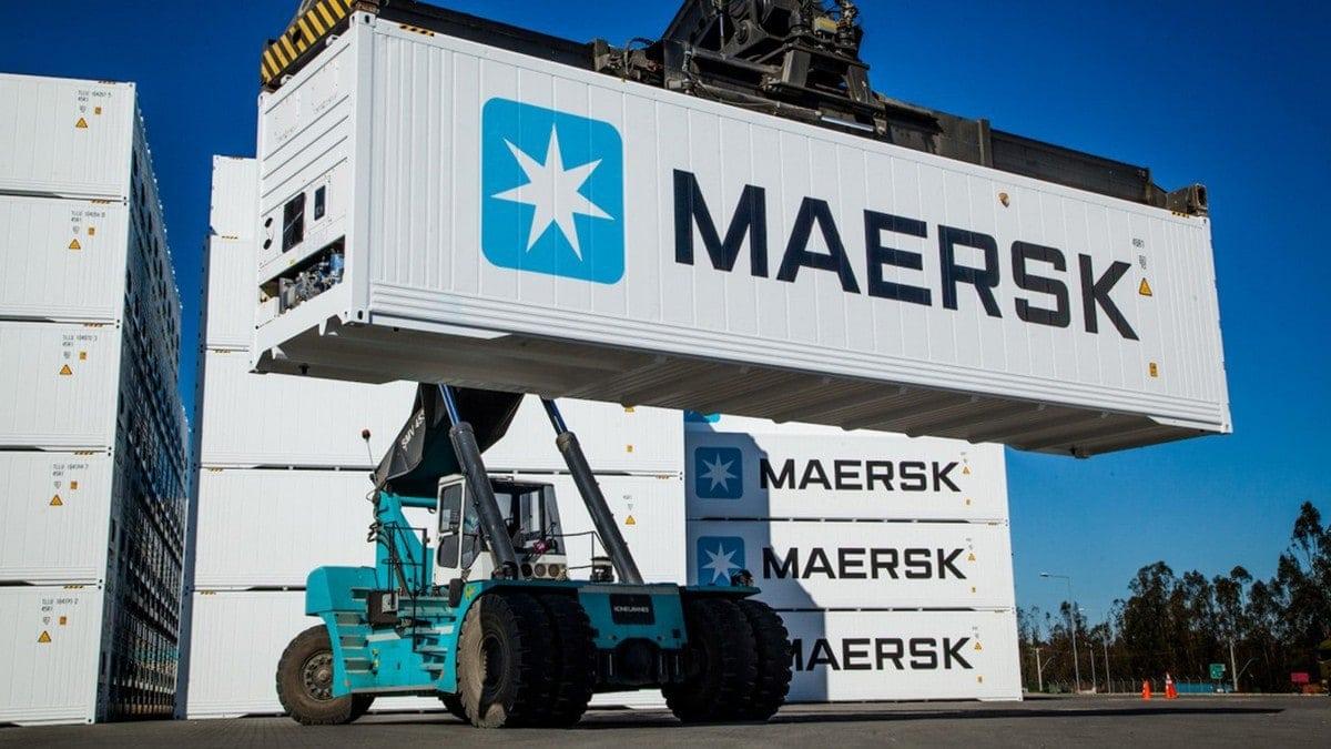 SWOT analysis of Maersk - 3