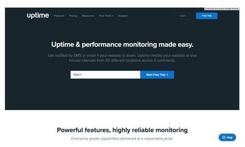 Uptime Monitoring - 4