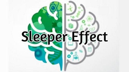 sleeper effect - 1