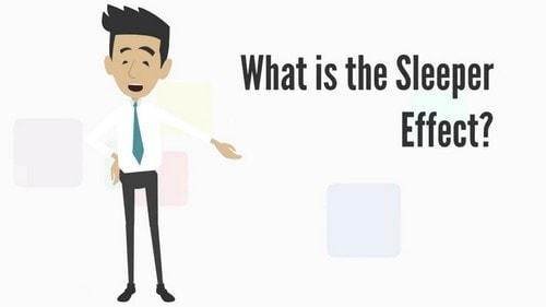 sleeper effect - 2
