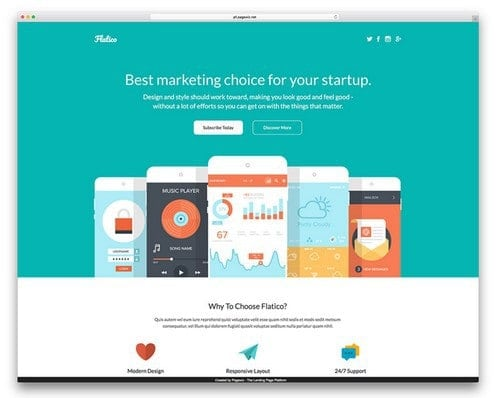 Landing Pages - 4