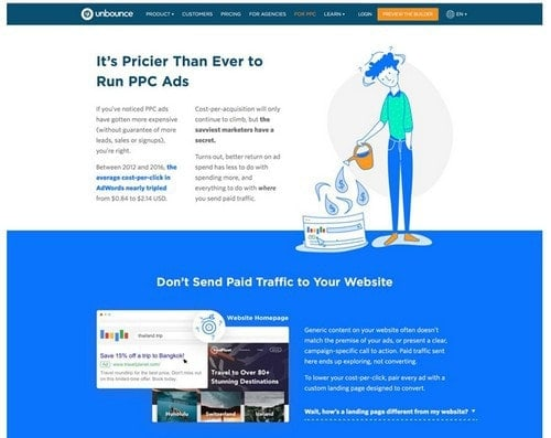 Landing Pages - 7