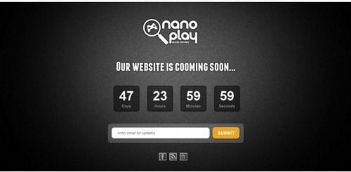 Pre-Launch Websites - 2