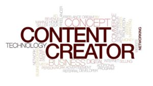 Who is a Content Creator?