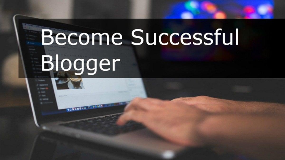 A Good Blogger - 3