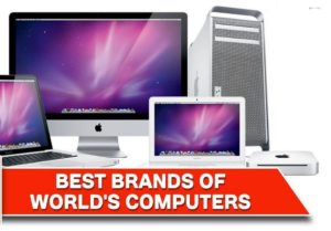Best Computer Brands in the World