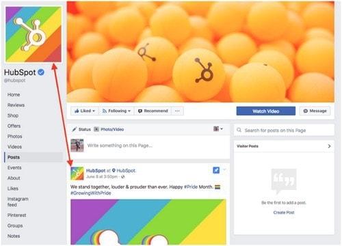 Facebook Page Design - 2