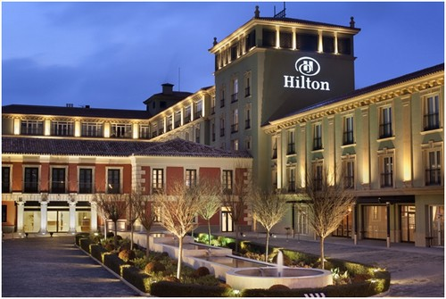 Marketing Strategy of Hilton Hotels - 3