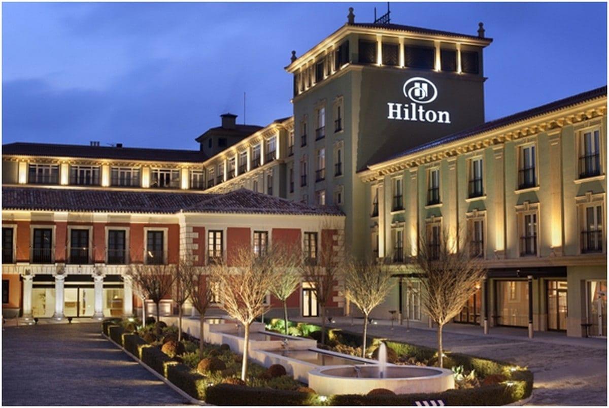 Marketing Strategy of Hilton Hotels - Hilton Hotels ...